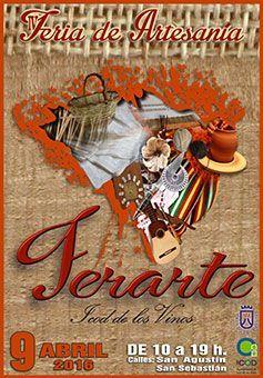 IV Feria Artesanía Icod de Los Vinos - Ferarte