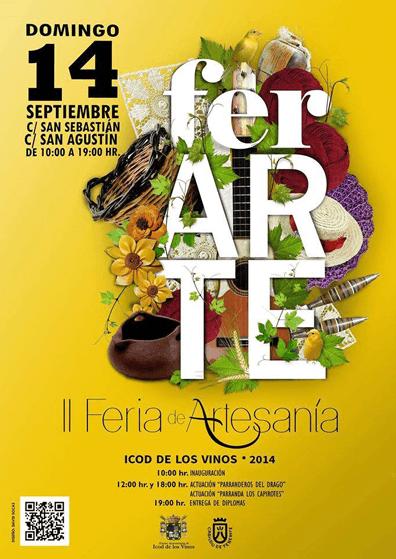 Feria Icod2014