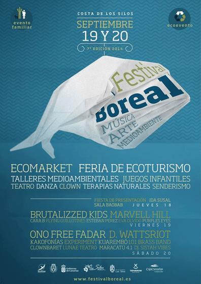Festival Boreal2014