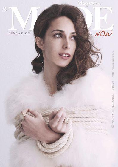 portada MadeMagazine VIII