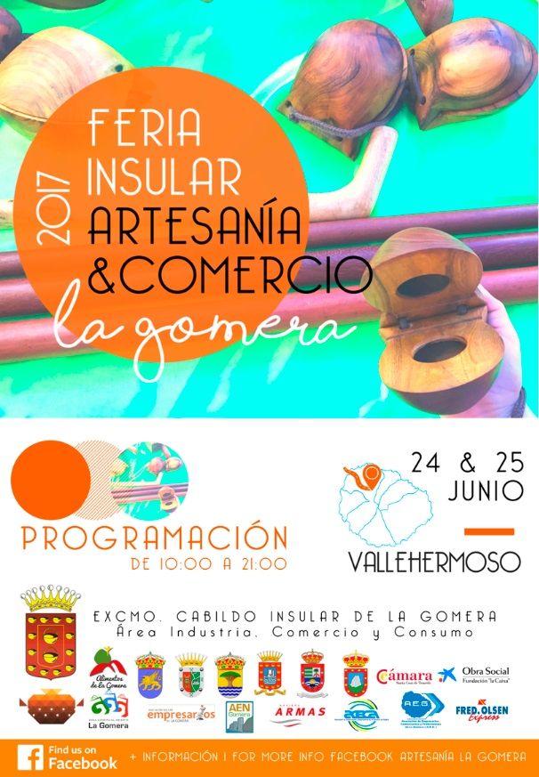 Feria Insular De Artesanía Y Comercio Ix La Gomera Jabones