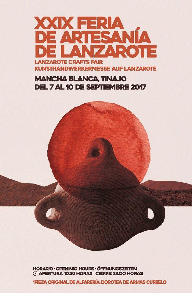 Feria de Artesanía de Lanzarote XXVIII
