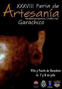 xxxviii feria Garachico