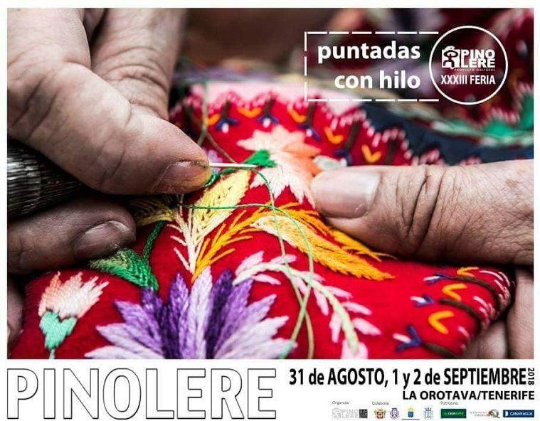 Feria artesanía pinolere 2018